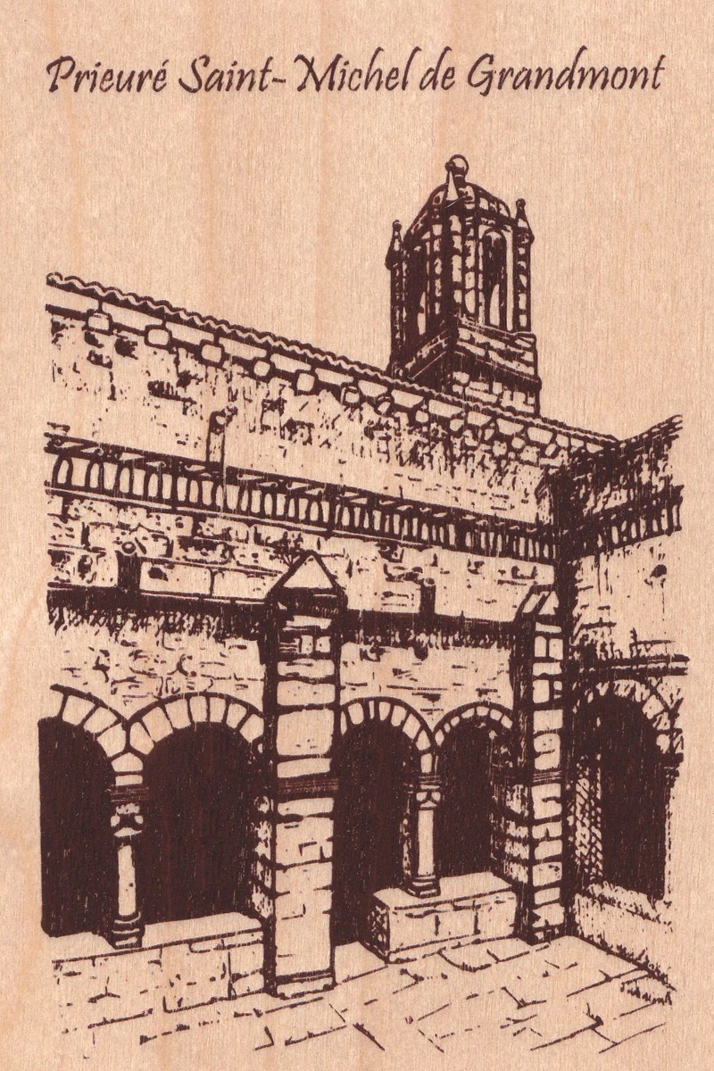 carte postale en bois-grandmont prieure saint-michel-micropanorama