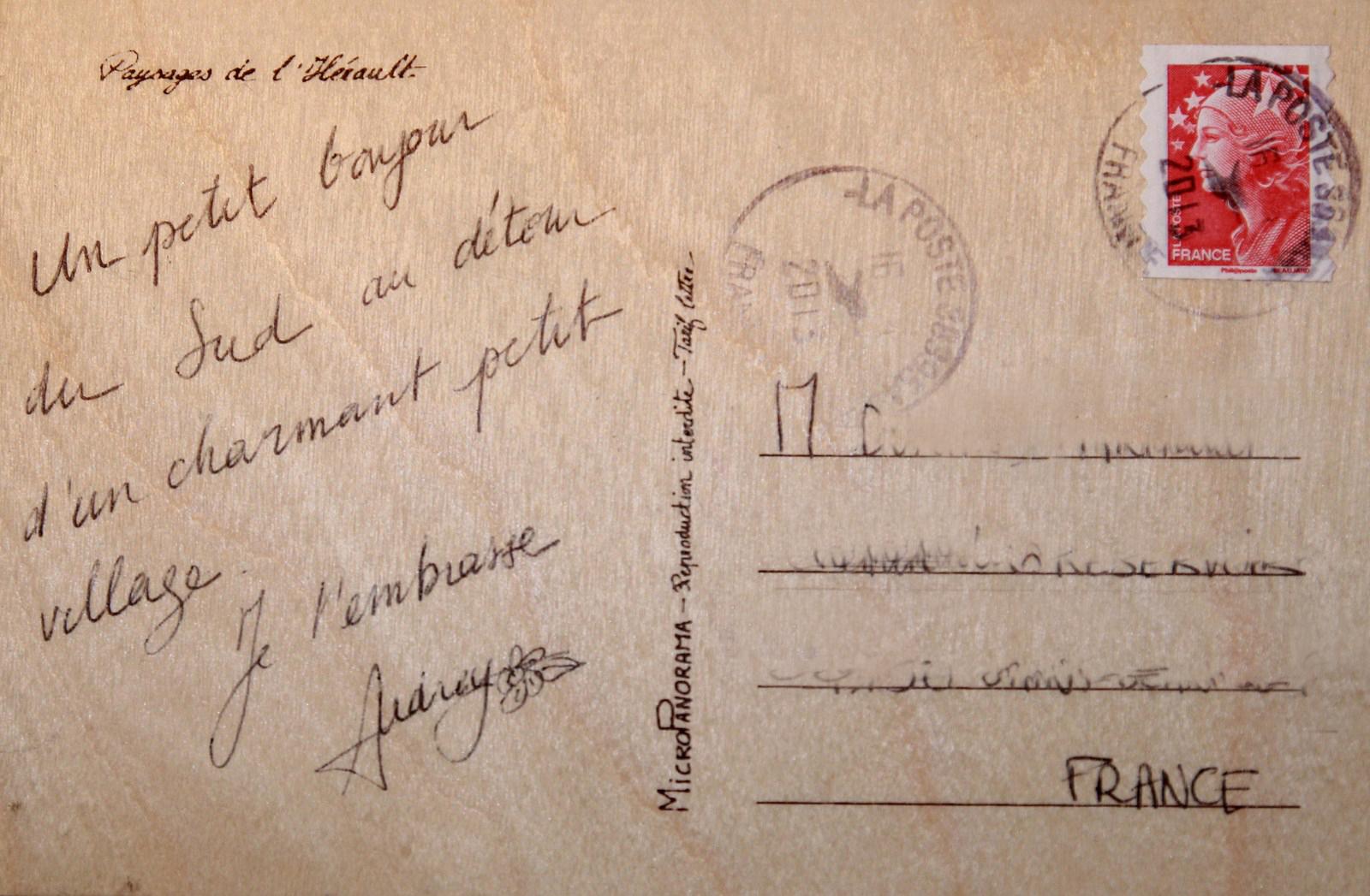 carte postale en bois-verso-micropanorama