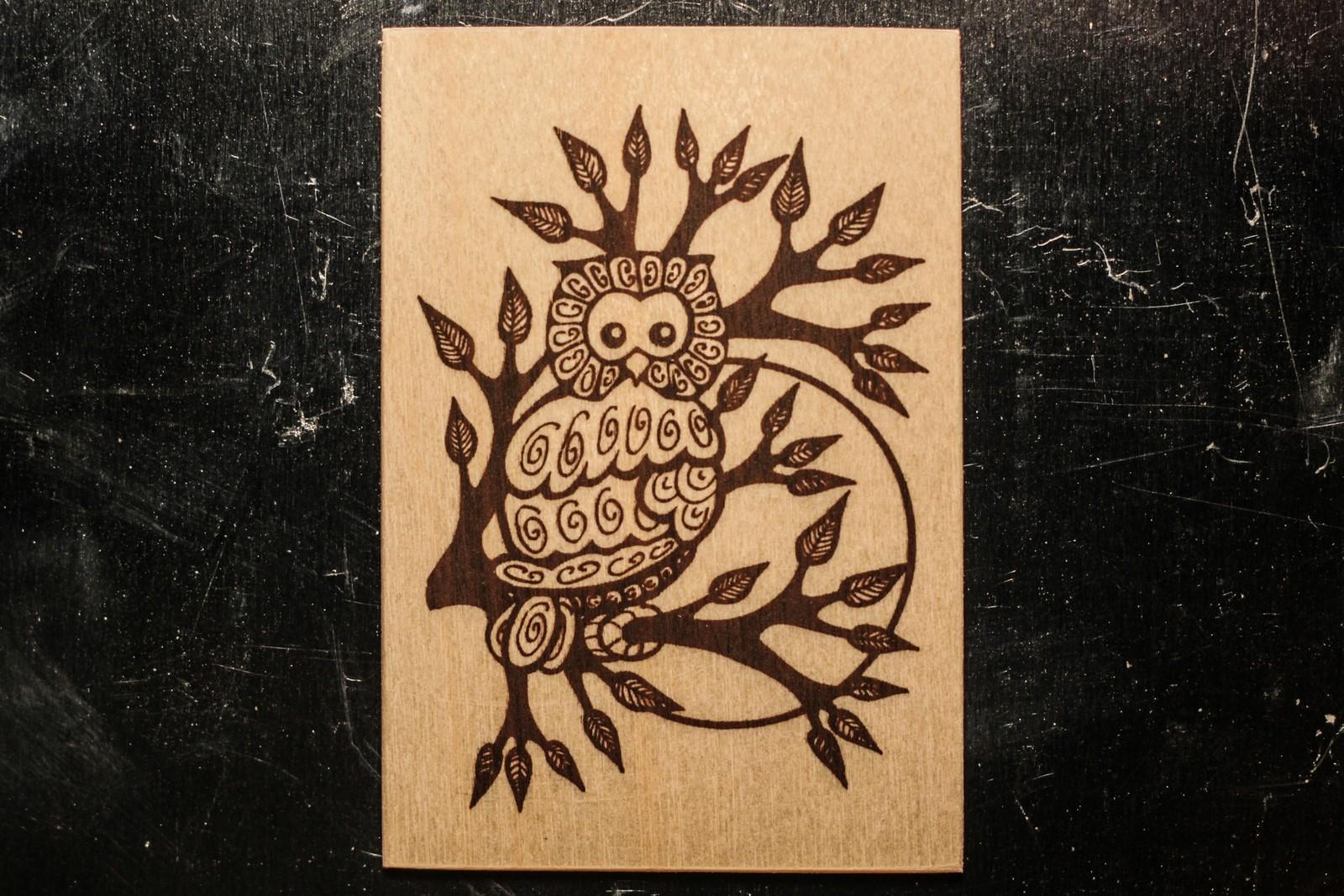 magnet en bois-micropanorama-hibou